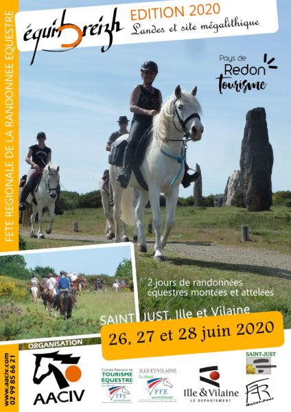 Fête Equibreizh 2020 : St Just @ Saint Just