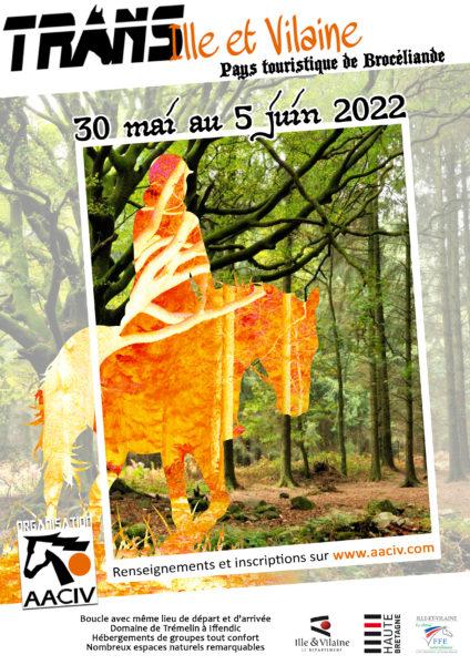 Trans Ille-et-Vilaine - Pays Touristique de Brocéliande @ Iffendic
